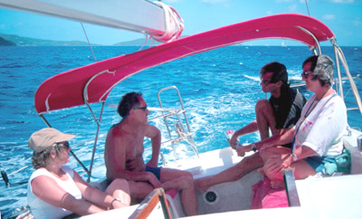 Day Sailing Charter with Captain Dave